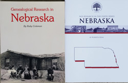 Bundle of Two Popular Nebraska Research Guides