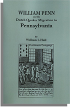 William Penn and the Dutch Quaker Migration to Pennsylvania