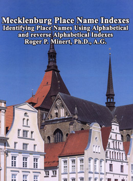 Mecklenburg Place Name Indexes: Identifying Place Names Using Alphabetical and Reverse Alphabetical Indexes