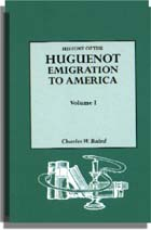 History of the Huguenot Emigration to America: 2 Vols