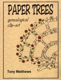 Paper Trees: Genealogical Clip-Art - With Free Copy of the Fun Pedigree Charts brochure