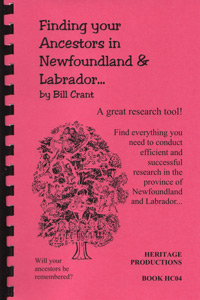 Finding Your Ancestors in Newfoundland & Labrador
