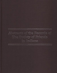 Abstracts of the Records of The Society of Friends, Vol. 1