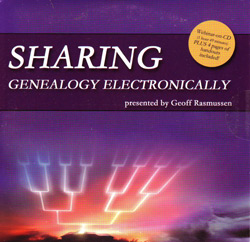 Sharing Genealogy Electronically - Webinar-on-CD