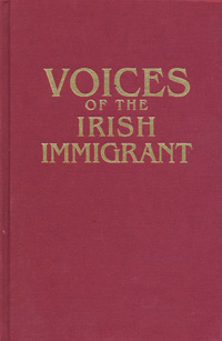 Voices of the Irish Immigrant: Information Wanted Ads in The Truth Teller, New York City 1825-1844