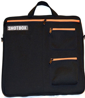 SHOTBOX Deluxe Carrying Bag