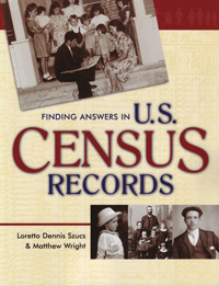 Finding Answers in the U.S. Census