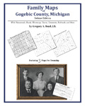 Family Maps of Gogebic County, Michigan (Paperback)
