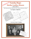 Family Maps of Shelby County, Illinois (Paperback)
