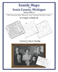 Family Maps of Ionia County, Michigan (Paperback)