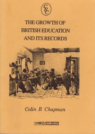 The Growth of British Education and Its Records