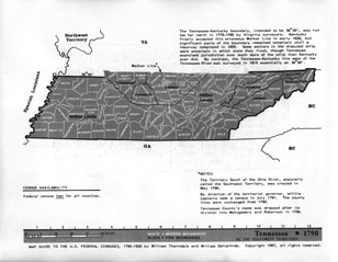 Family Roots Publishing Product View - Map-guide-to-the-us-federal-censuses-1790-1920