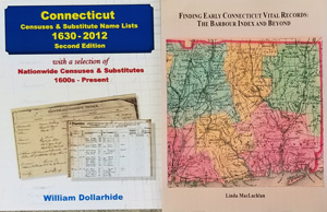 Connecticut Research Bundle of 2 books