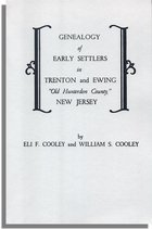 Genealogy of Early Settlers in Trenton and Ewing,