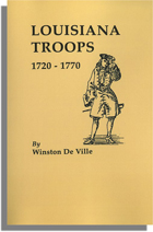 Louisiana Troops 1720-1770