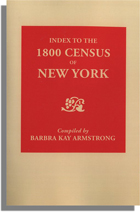 Index to the 1800 Census of New York