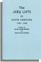 The Jury Lists of South Carolina, 1778-1779