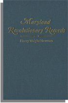 Maryland Revolutionary Records