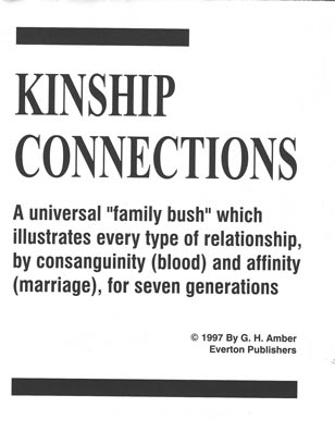 Kinship Connections Chart