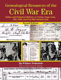 PDF eBook: Genealogical Resources of the Civil War Era - Second Edition