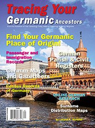 Tracing Your Germanic Ancestors