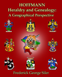 Hoffmann Heraldry and Genealogy: A Geographical Perspective