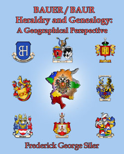 Bauer/Baur Heraldry and Genealogy: A Geographical Perspective