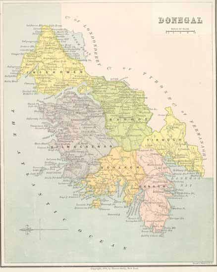 County Donegal, Ireland 1878
