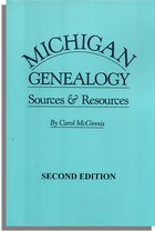 Michigan Genealogy. Second Edition