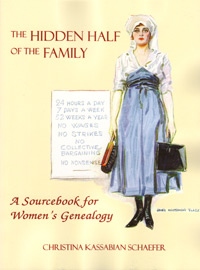 The Hidden Half of the Family: A Sourcebook for Women