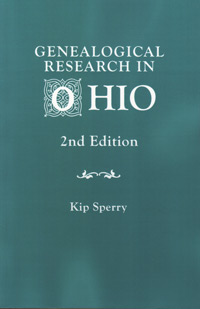 Genealogical Research in Ohio – Second Edition