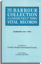 The Barbour Collection of Connecticut Town Vital Records [Vol. 42]