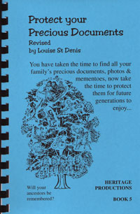 Protect your Precious Documents, Revised
