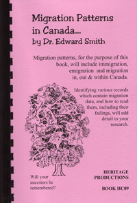 Migration Patterns in Canada