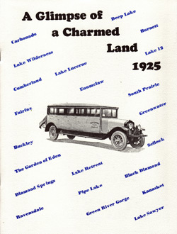 A Glimpse of a Charmed Land 1925