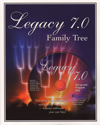 Legacy 7.0 Deluxe (with User
