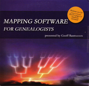 Mapping Software for Genealogists