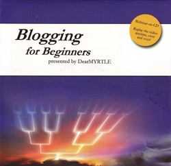 Blogging for Beginners - Webinar-on-CD