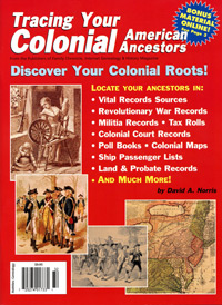 Tracing Your Colonial American Ancestors