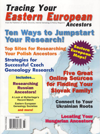 Tracing Your Eastern European Ancestors