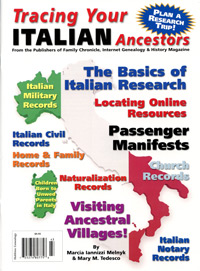 Tracing Your Italian Ancestors