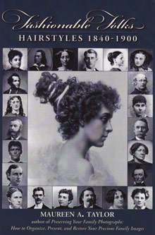 Fashionable Folks  - Hairstyles 1840-1900