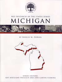 Research in Michigan – NGS Research in the States Series