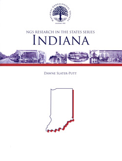 NGS Research in the States Series - Indiana
