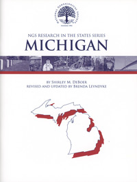 Research in Michigan, Revised and Updated - NGS Research in the States Series