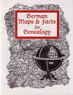 German Maps & Facts for Genealogy