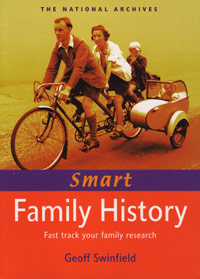 Smart Family History, Fast-track Your Family Research