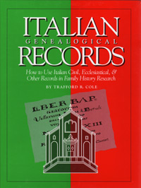 Italian Genealogical Records